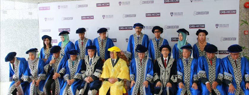 DRB-HICOM UNIVERSITY OF AUTOMOTIVE MALAYSIA HOLDS 5TH CONVOCATION