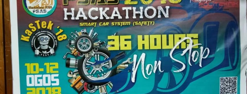 PSAS Hackathon 2018. Smart Car System (Safety). 10 – 12 August 2018