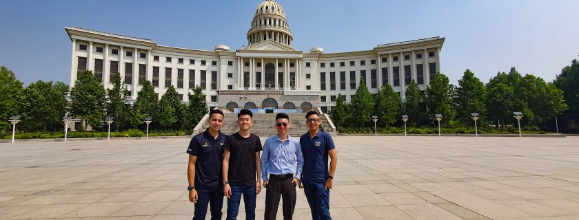 STUDENT EXCHANGE PROGRAMME WITH BEIJING GEELY UNIVERSITY