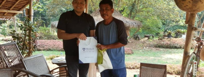 WASTE SEGREGATION BEHAVIOUR RESEARCH PROJECT WITH SociopreneurID & BENCHMARKING VISIT TO INDONESIA 24-28 JUNE 2019