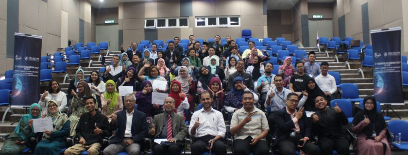 DRB-HICOM University's 1st Research Colloquium 2019 and the Official Launch of the Asian Journal of Automotive Technology.
