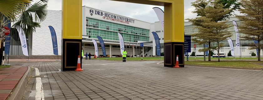 DRB-HICOM UNIVERSITY HOLDS SIXTH CONVOCATION CEREMONY